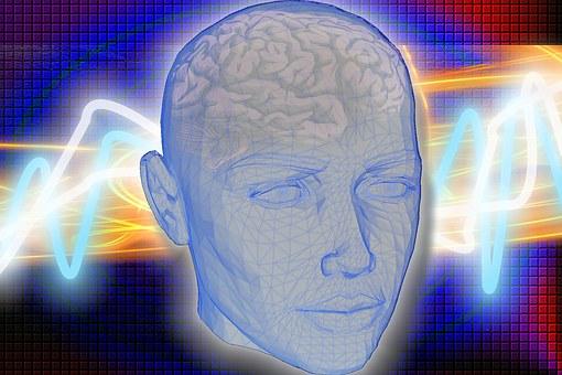 illustratie hersenen dementie
